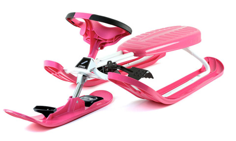 STIGA Snowracer COLOR PINK PRO