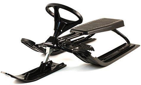 шейна snowracer classic pro black - STIGA Snowracer Classic PRO Black