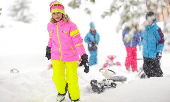 шейна STIGA SNOWRACER SUPREME GT на пистата
